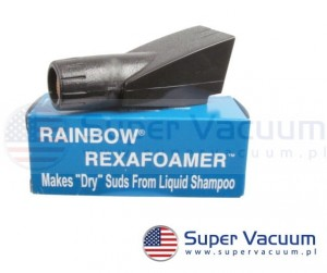 Rainbow  adapter Rexafoamer do prania tapicer